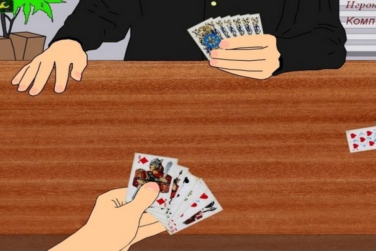 Распознавание читеров в казино