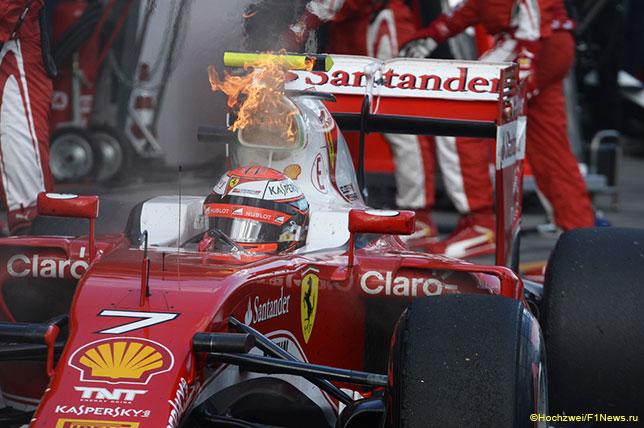 В Ferrari работают над модернизацией турбины