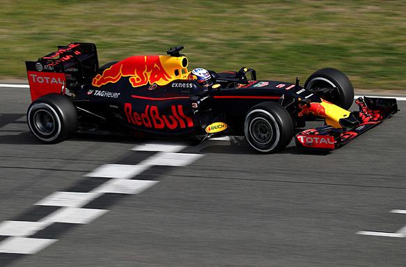 Технический обзор шасси Red Bull RB12