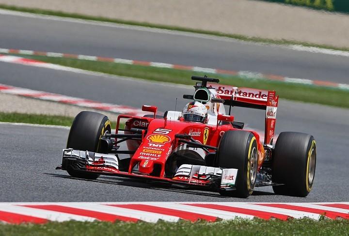 Ближе к лидерам с момента тестов Ferrari еще не была
