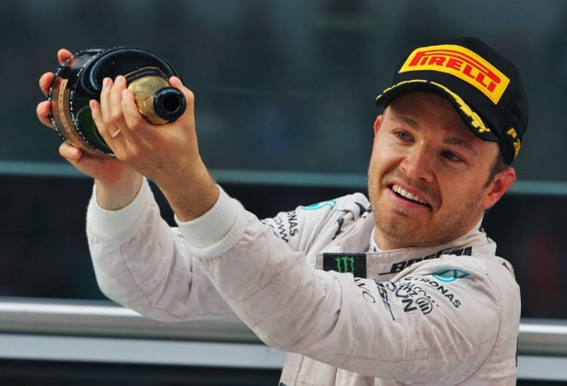 Анализ: История Формулы 1 на стороне Нико Росберга?