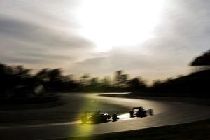 Технические новинки финальных тестов Формулы 1