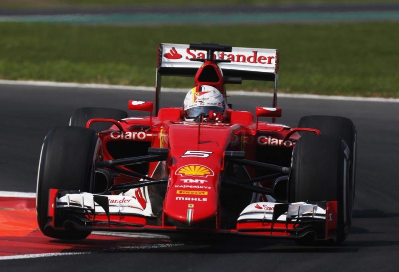 Машины Ferrari за последние десять лет
