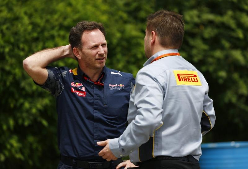Пять команд Ф1 помогут Pirelli в подготовке к сезону-2017