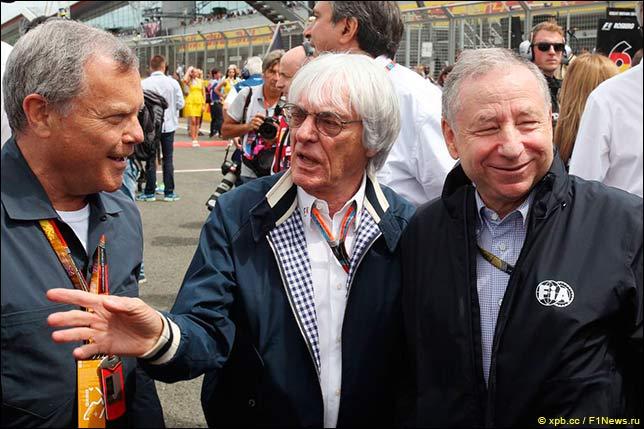 Мартин Соррелл о будущем Формулы 1