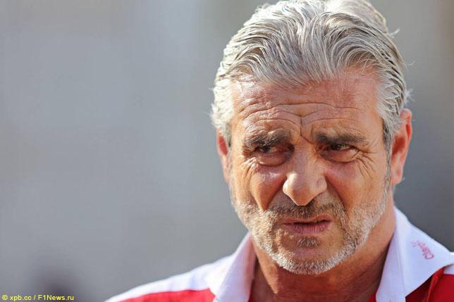 Маурицио Арривабене: Ferrari никогда не сдается