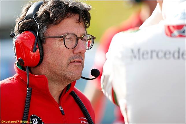 Балдиссери: У руководства Ferrari нет гоночного опыта