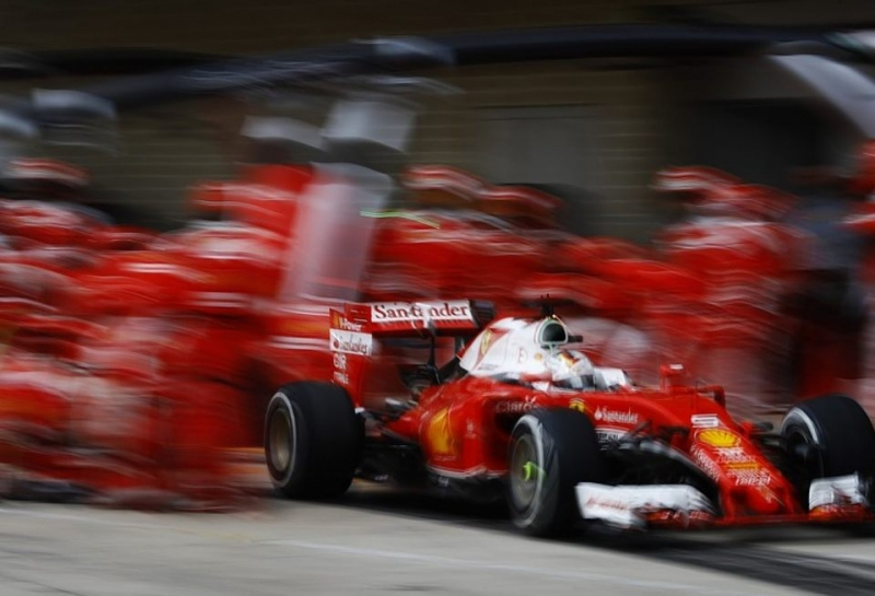 Себастьян Феттель: Плохой форме Ferrari в 2016-м нет оправданий