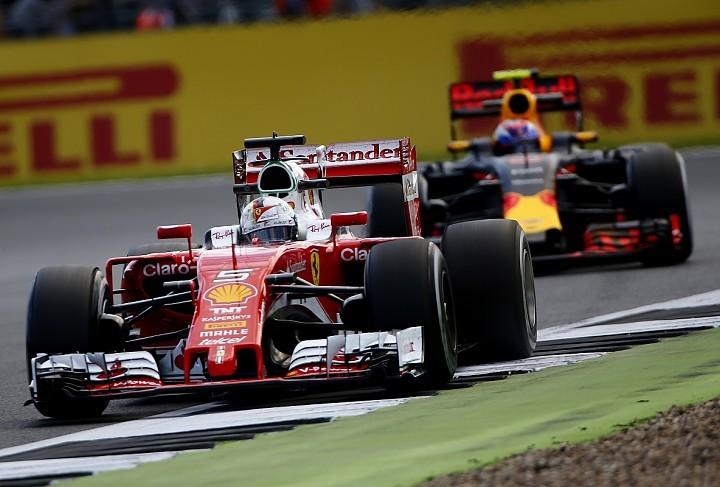 Сильверстоун лишний раз подтвердил прогресс Red Bull Racing