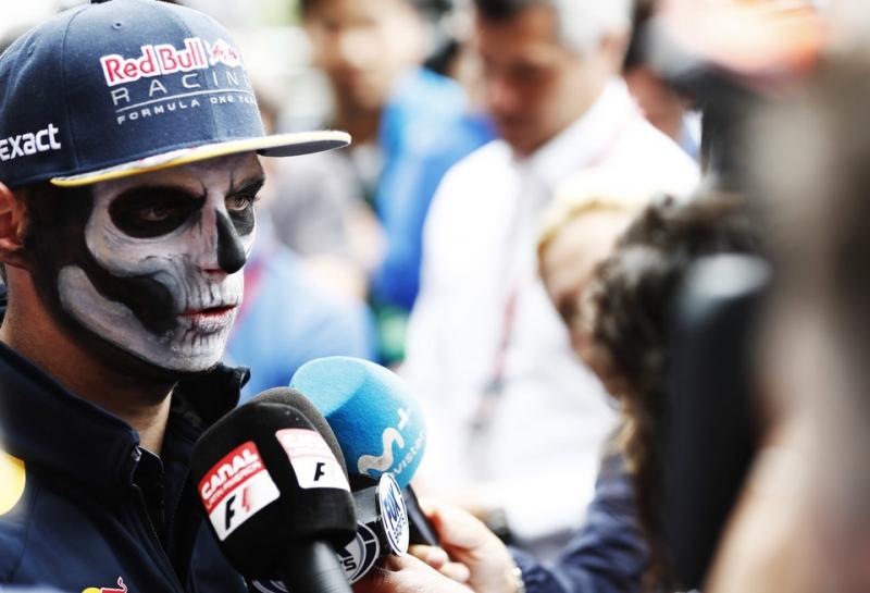 Макс Ферстаппен: Больше не буду пользоваться радио во время гонки