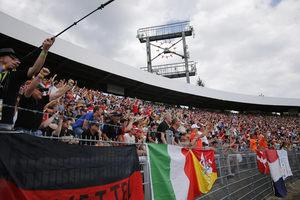 Перспективы Гран При Германии туманны, а причины – ясны…
