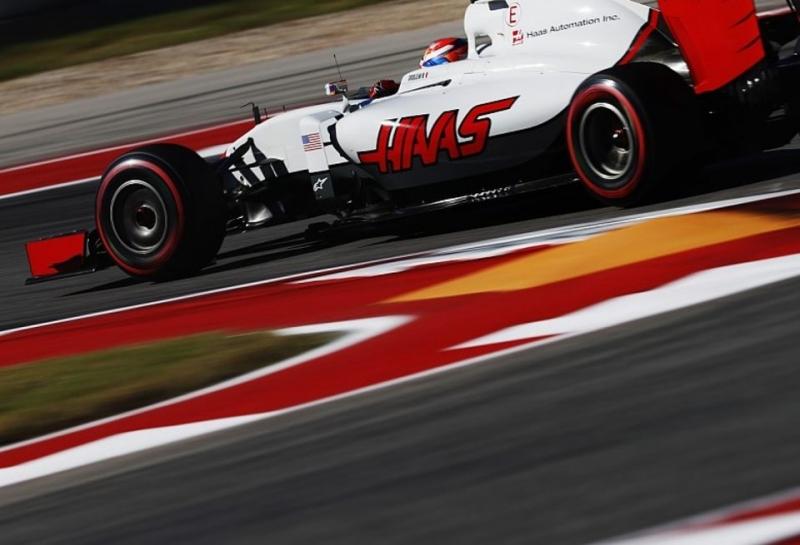 Haas сменит материал тормозов на Гран При Мексики