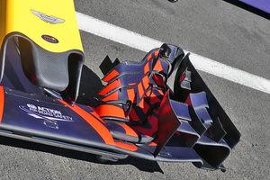 Технический обзор Гран При Бельгии