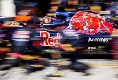 Сергей Белоусов: Мы надеемся, что Квят останется в Toro Rosso