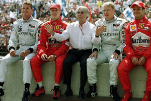 Когда гонщики Ф1 могли говорить всё, что хотели…