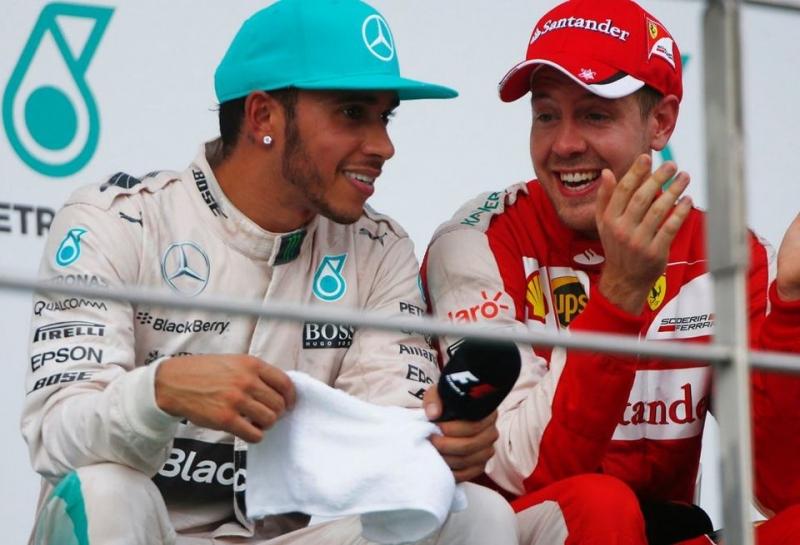 Марк Уэббер: Феттель может перейти в Mercedes, а Хэмилтон — в Ferrari