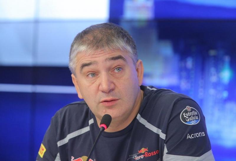 Сергей Белоусов: Мы действительно делаем продукты для Формулы 1