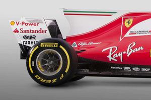 Технический обзор шасси Ferrari SF70H