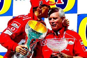 Сможет ли Рори Бёрн решить проблемы Ferrari?