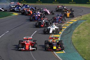 Как новый регламент растянул пелотон Формулы 1