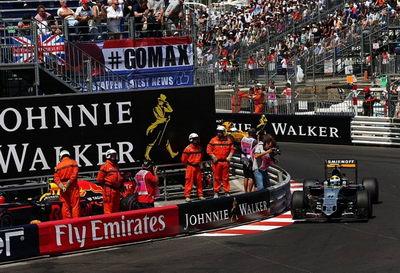 Force India подписала соглашение с Johnnie Walker