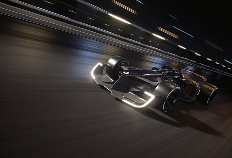 Что говорит концепция Renault R.S.2027 о будущем Формулы 1?