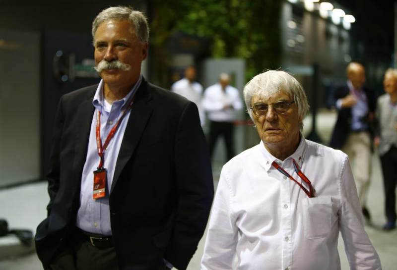 FIA одобрила продажу коммерческих прав Ф1 Liberty Media