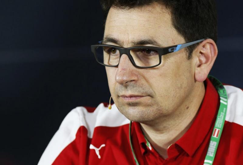 Маттиа Бинотто: Рано или поздно Ferrari построит чемпионский автомобиль