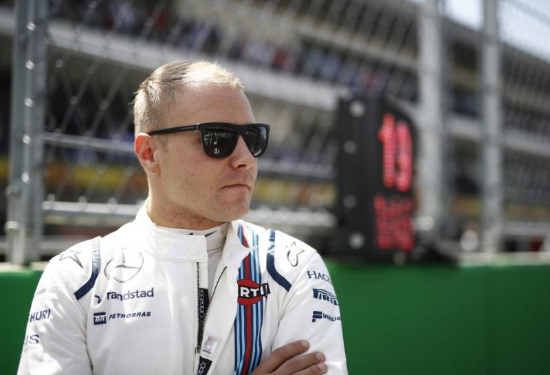 Валттери Боттас стал гонщиком Mercedes