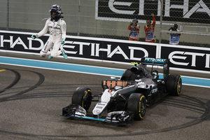 Оцениваем пилотов на Гран При Абу-Даби
