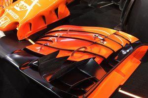 Технический обзор шасси McLaren MCL32. Оранжевые инновации