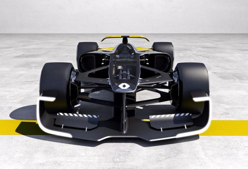 Какой будет Формула 1 в 2027 году? Renault предложила свое видение…