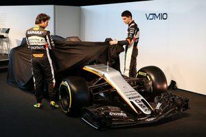 Технический обзор шасси Force India VJM10. Поплывет или потонет?