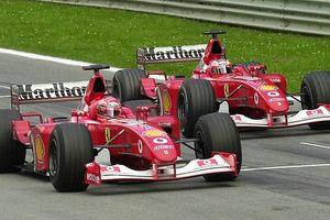 Как Баррикелло навсегда стал Вторикелллой, а Ferrari допустила один из самых больших просчётов