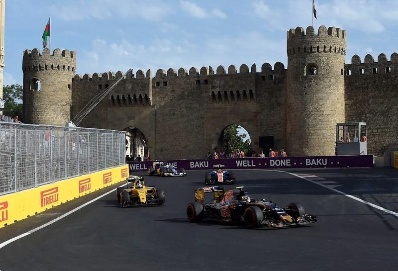Марио Изола: На трассе в Баку сложно найти оптимальный баланс