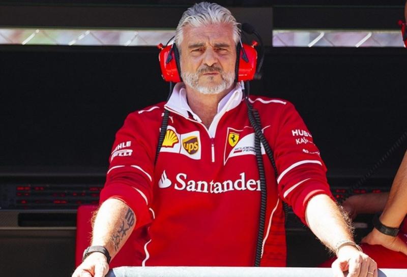Маурицио Арривабене: Монца не подошла характеристикам машины Ferrari