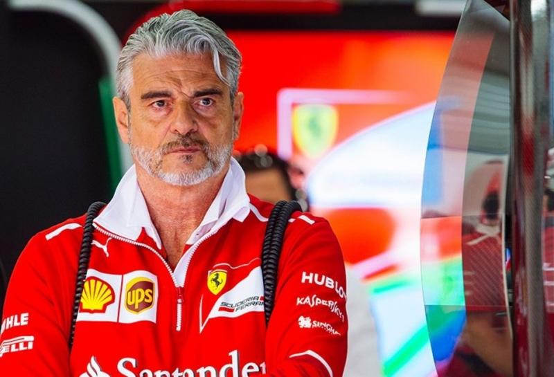 Маурицио Арривабене: Мы слишком легко проиграли Mercedes в Монце