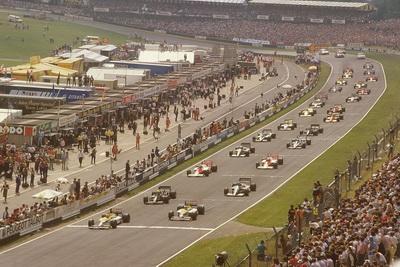 Откуда же в Формуле 1 взяться новым командам?!