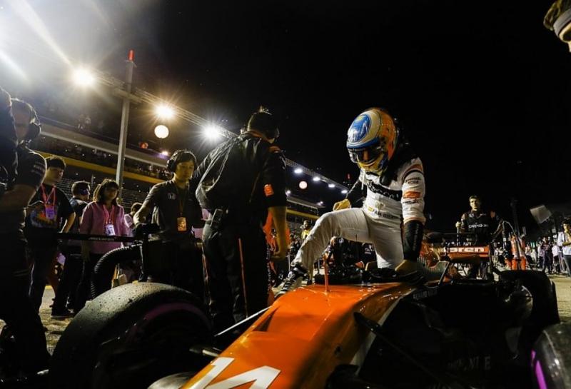 Фернандо Алонсо: С двигателем Renault наконец-то все вернется в норму