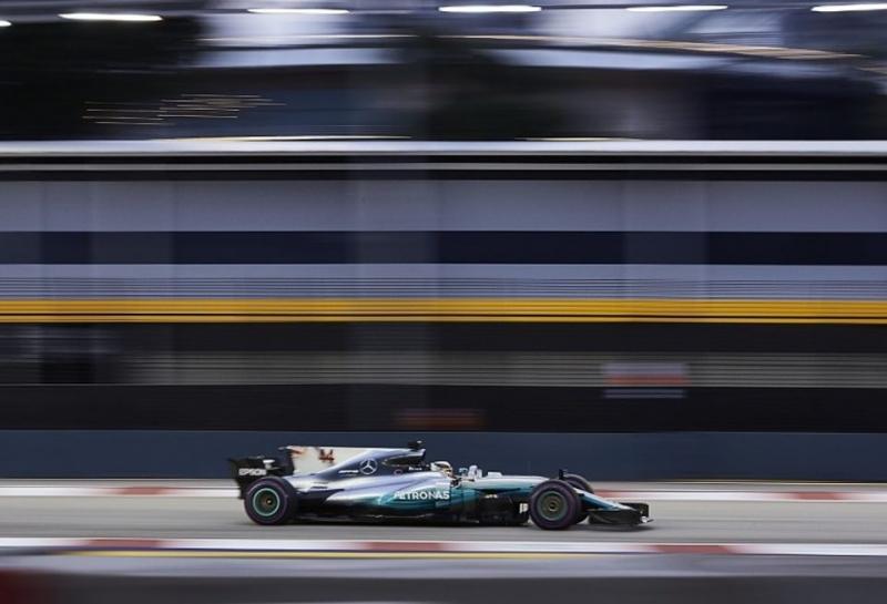 Тото Вольф: Неудача в Сингапуре не является признаком слабости шасси Mercedes