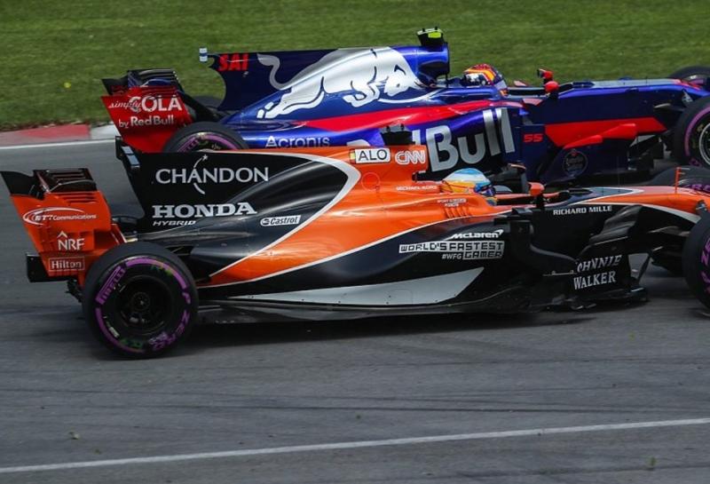 Honda ведет переговоры с командами Ф1, в том числе с Toro Rosso