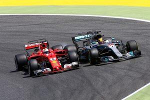 Как Себастьян Феттель упустил верную победу на Гран При Испании