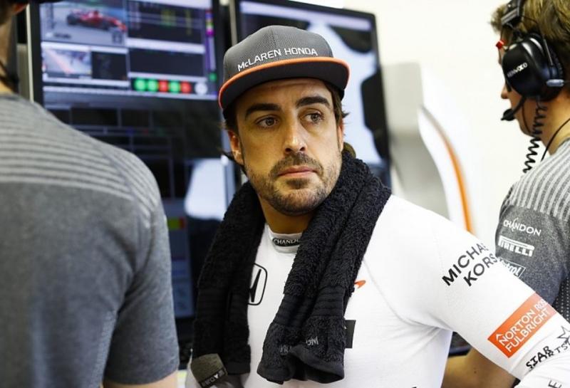 Фернандо Алонсо сможет соревноваться в Ле-Мане в 2018-м, если подпишет новый контракт с McLaren
