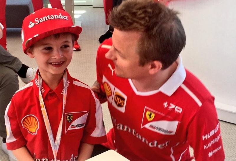 Как юный болельщик Ferrari Тома прославился на весь мир