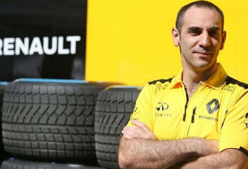 Сирил Абитбуль: Обновление мотора в Баку? Об этом говорила Red Bull Racing, а не Renault