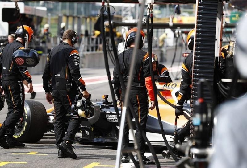 Honda: У двигателя Алонсо не было никаких проблем
