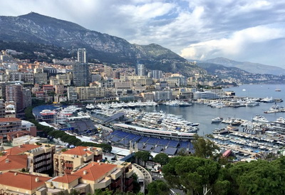 Дождя на Гран При Монако не ожидается