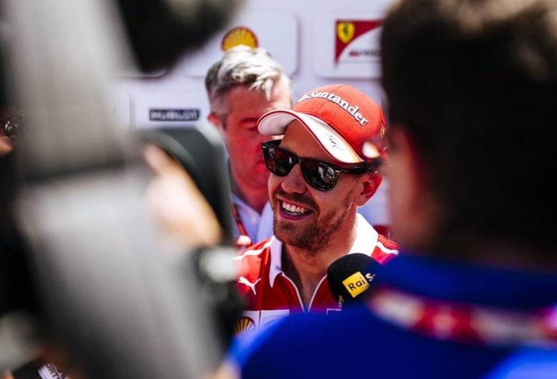 Себастьян Феттель избежал наказания, FIA закрыла дело