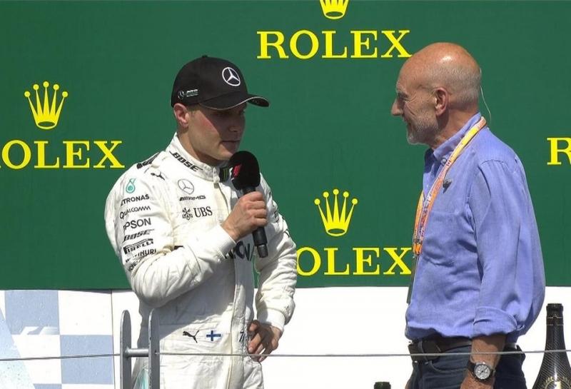 Валттери Боттас: Mercedes был необходим победный дубль