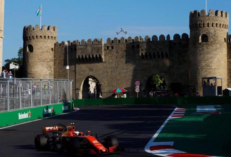 Фернандо Алонсо будет надеяться на ошибки конкурентов на Гран При Азербайджана